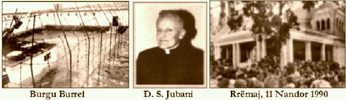 Dom Simon Jubani (8 mars 1927 - 12 korrik 2011)