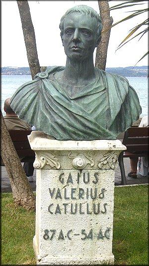 Catullo - poeti i Trebeshines