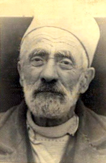 Hafiz ibrahim Dalliu (foto e burgut)