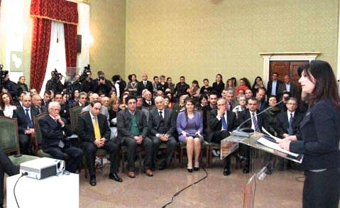 Seancë homazh në nderim të kujtimit të 22 intelektualëve