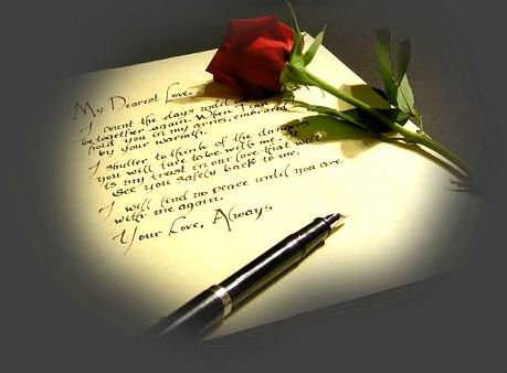 Letër dashnie...