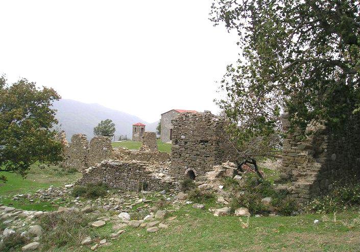 Rrënoja në Kurbin