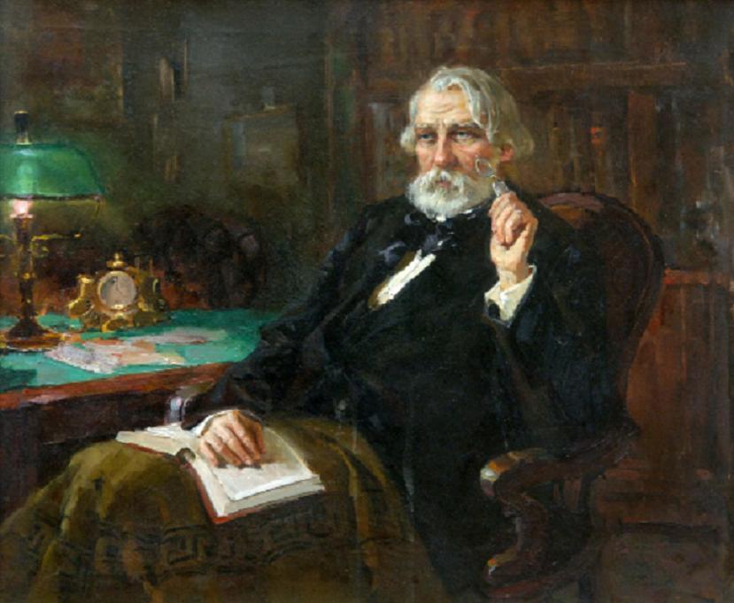 Ivan Turgeniev (1818-1883)
