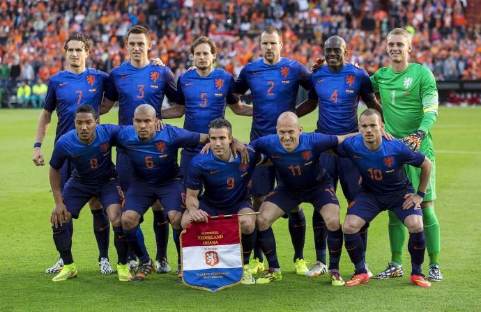 Kombtarja hollandeze 2014