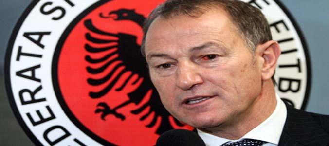 Gianni De Biasi - trajner i Përfaqsueses shqiptare