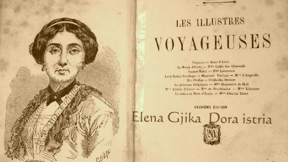 Dora d'Istria (1828-1888)