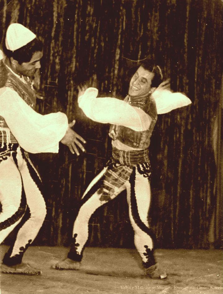 Kaceli - Vallja e Malsisë së Madhe