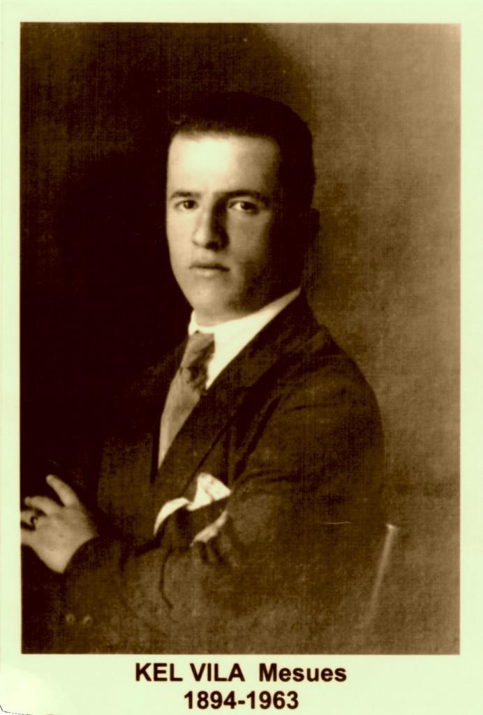 Mësuesi Kel Vila (1894-1963)