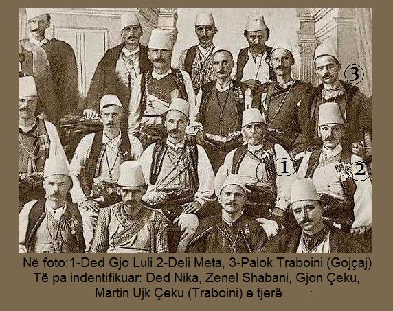 Krenët e Malsis 1908 (marubi)