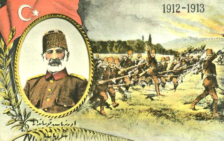 Mehmet Shukru Pasha - (Lufta Ballkanike)