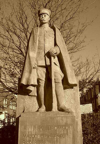 Monumenti i Thomsonit në Hollandë