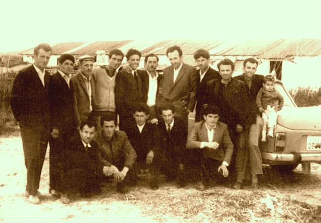 Savër 1966 - Musa ditën e dasmës