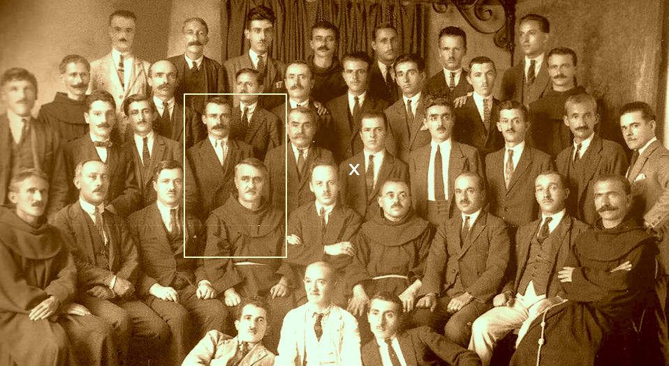 Shkodra Intelektuale 1924 (Kel Vila me X)
