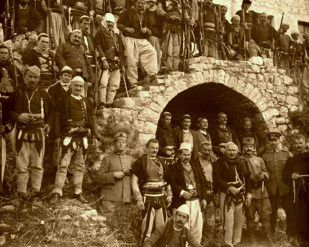 Shqipëria e vitit 1913