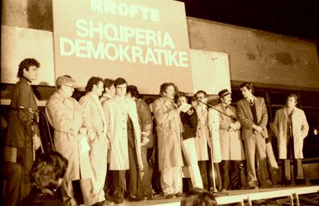 Themelimi i Partise Demokratike