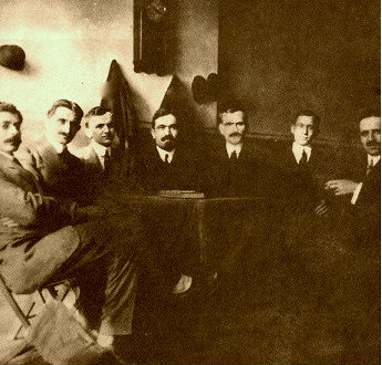 Themeluesit e Vatrës 1912