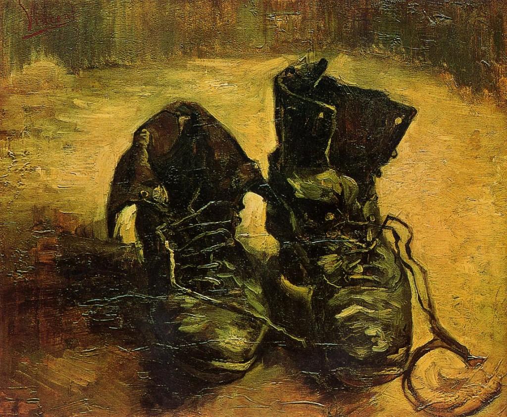 Van Gogh - Nji palë këpucë