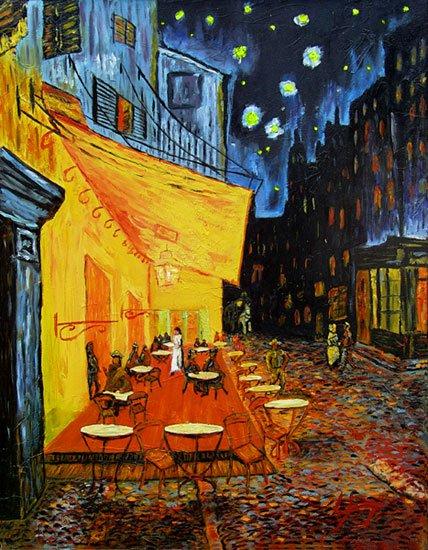 Van Gogh... Nate