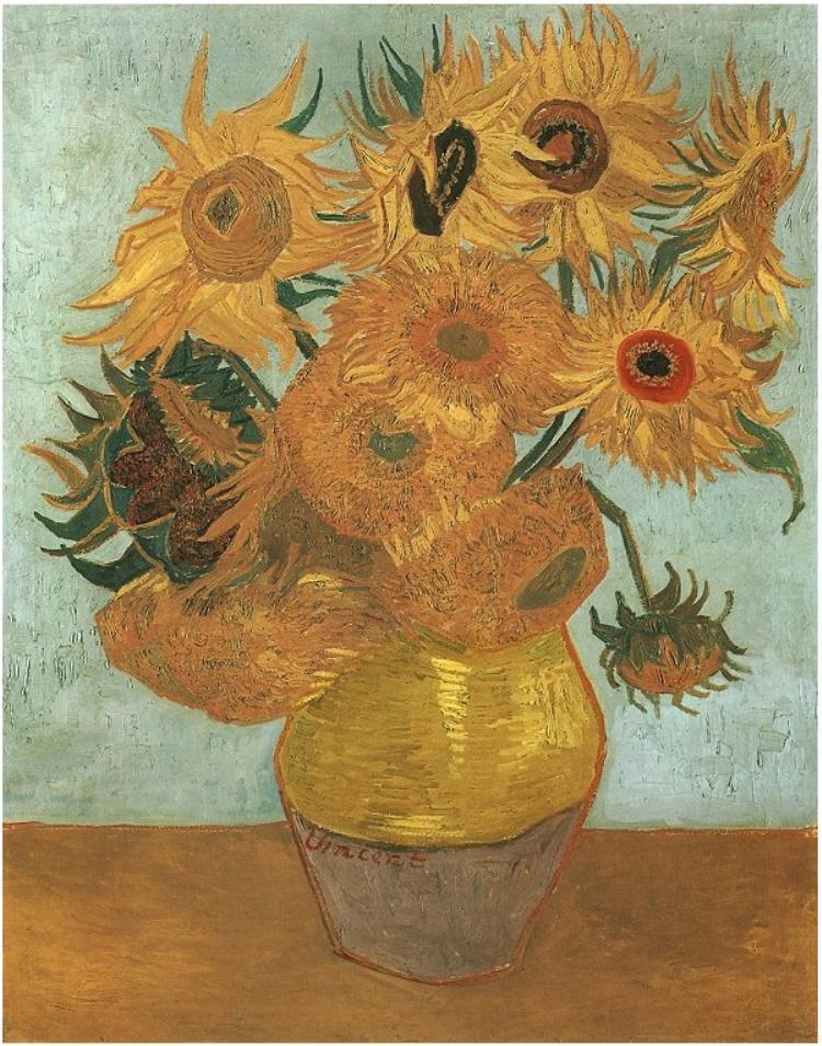 Van Gogh - Lulediellet