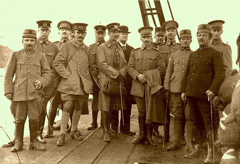 Xhandarmëria Ndërkombëtare hollandeze - 1913