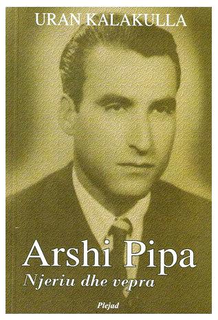 Arshi Pipa (1920 - 1997)