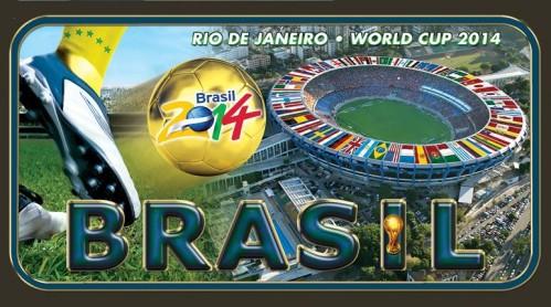 Brasil - World Cup - 2014