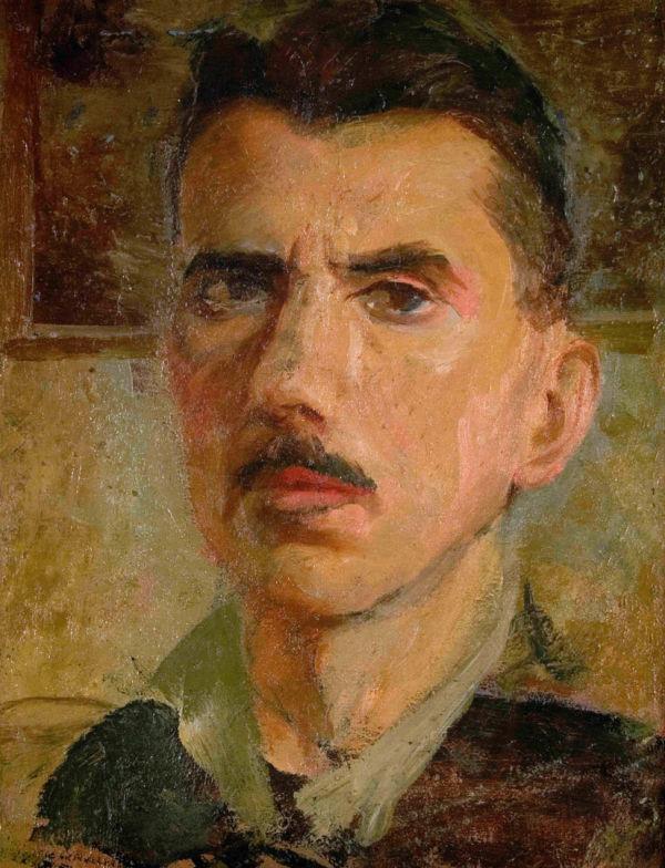 Sadik Kaceli (autoportret)