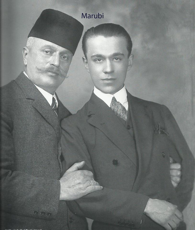 Babë e bir - Kel dhe Gegë Marubi