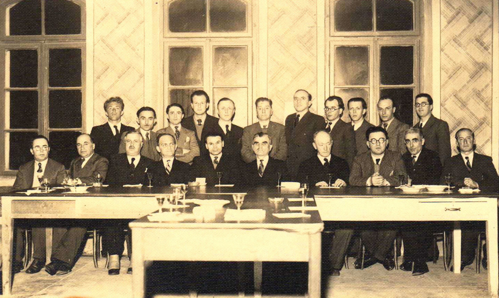 1938 - Shkodra: Mikpritese e Kultures