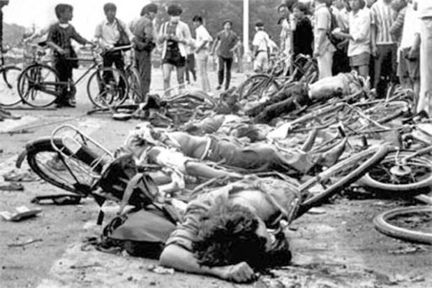 Masakra në Tienanmen - Qershor 1989