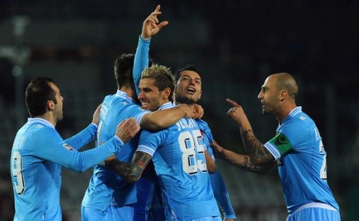 Xhemaili dhe Behrami - Napoli Calcio