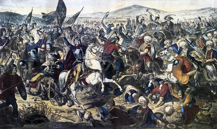 Beteja e Fushë-Kosovës (1389)