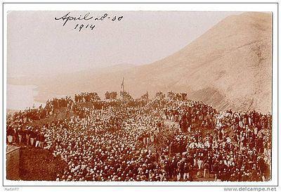 Rozafat - 14 mars 1914