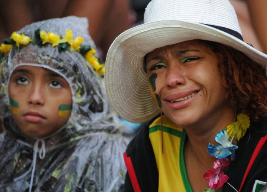 Lotët e... Brazil - Gjermani 1 - 7...