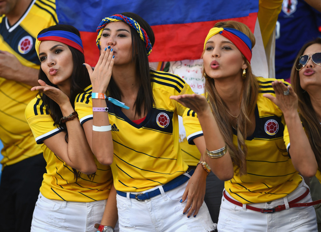 Andrra kolumbiane...
