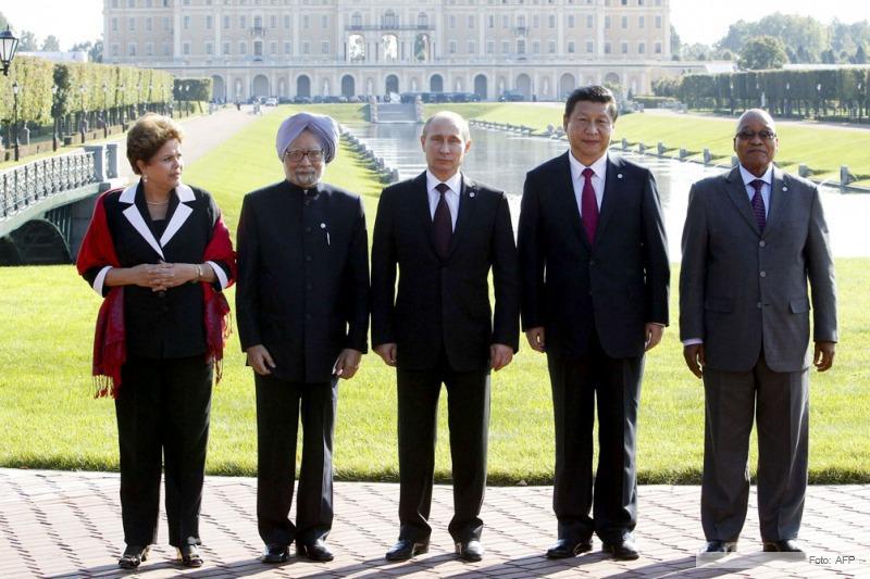 Brics - Brazil-Indi-Rusi-Kina-Southafrika