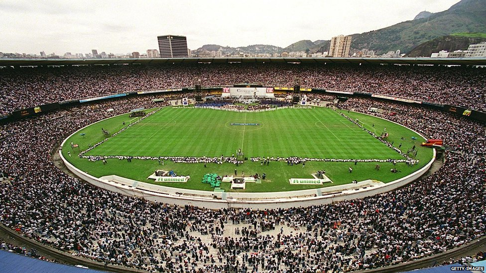 Stadiumi Maracana