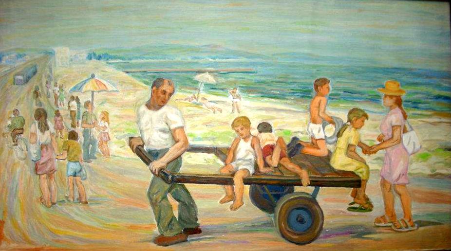 Arben Shira - Në plazh