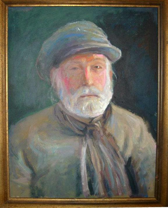 Arben Shira - Portret plaku