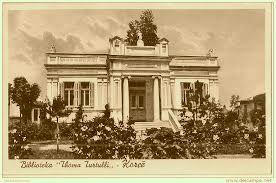 Biblioteka Thoma Turtulli - Korçë