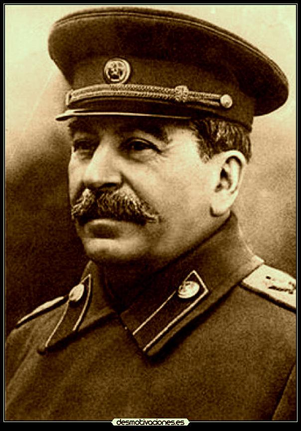 Diktatori Josif Stalin