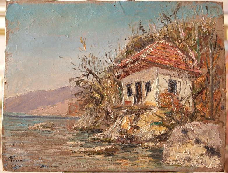 Ettore Ponzi - Liqeni i Ohrit