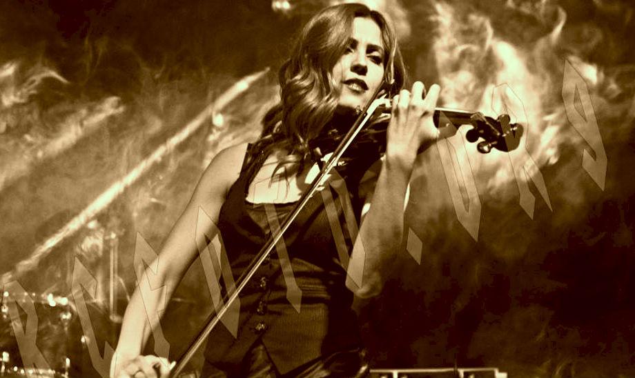 Luvienne violin (Luviona Hasani)