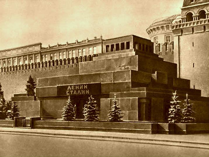 Moska - Kremlini 1953