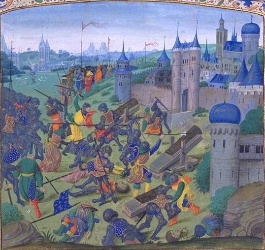 Beteja e Nicopolit (1398)