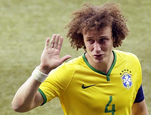 Braziliani David Luiz