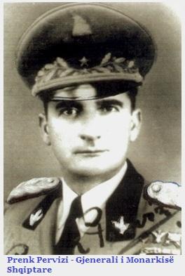 Gjeneral Prenk Pervizi (1897-1977)