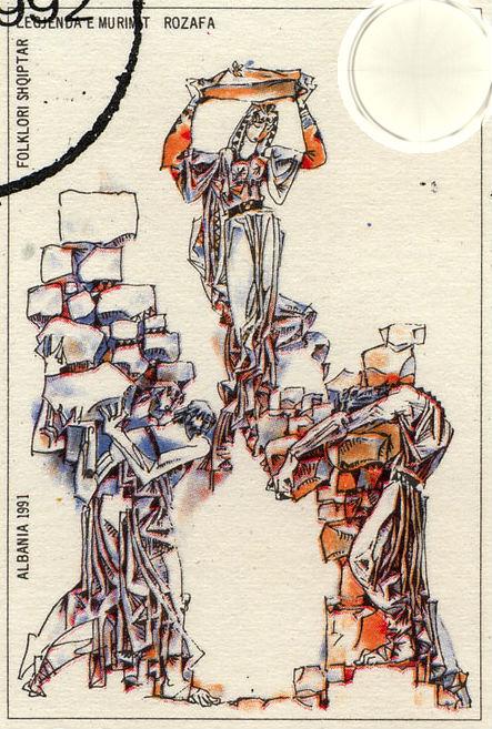 Rozafa - Legjenda e Murimit