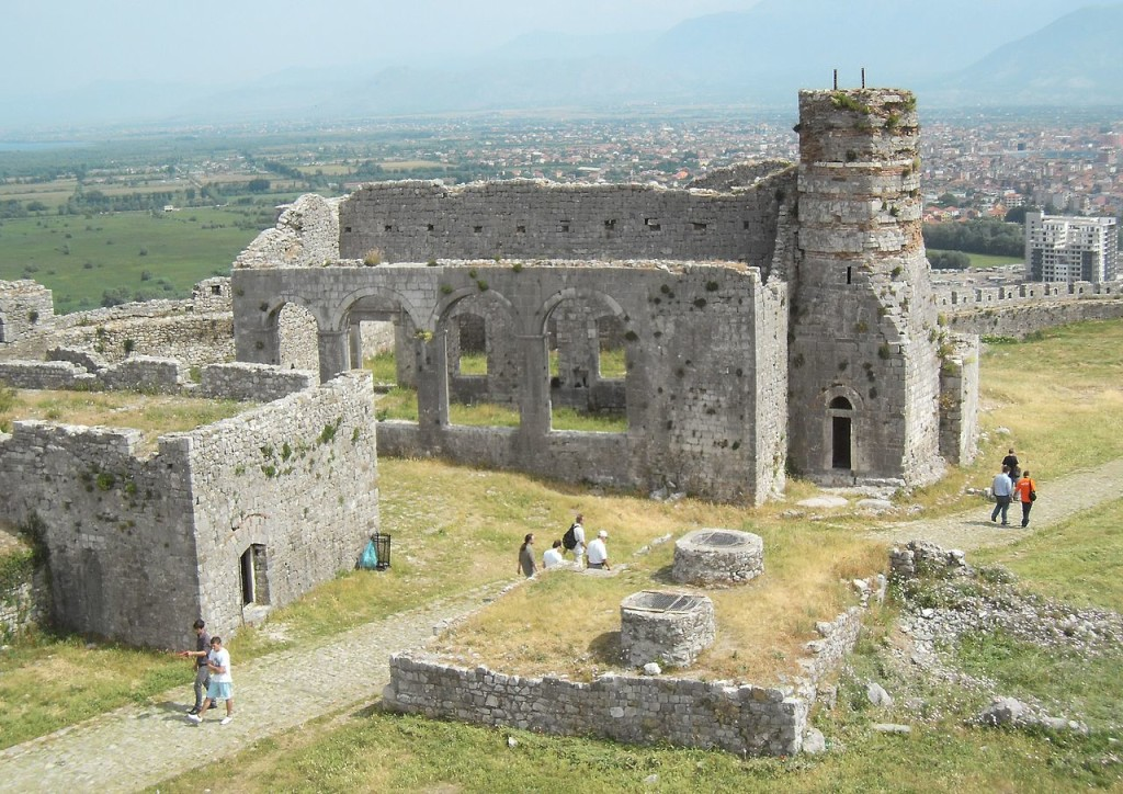 Kështjella e Rozafës - Shkodra