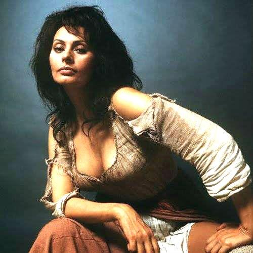 Sofia Loren - si enderr e parealizueshme...